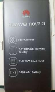 HUAWEI Nova 2i Brand New
