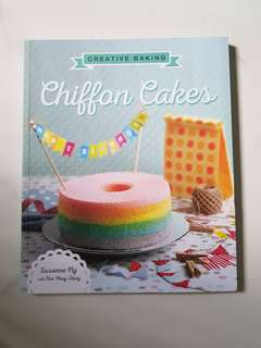Creative Baking Chiffon Cakes