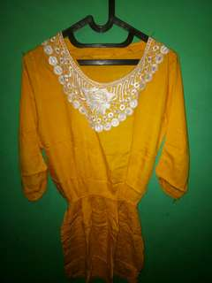 Blouse renda