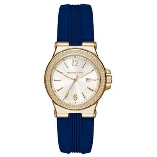 Michael Kors MK Mini Dylan Gold Tone Sunray Dial Ladies MK2490 Watch