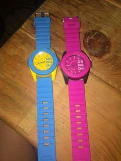 Unisilver watch