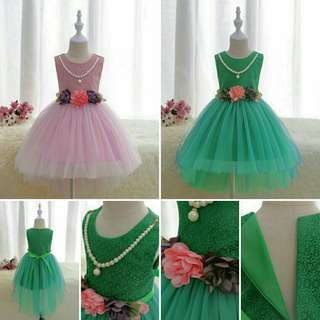 Tulle Princess Dress