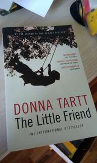 The Little Friend by Donna Tart