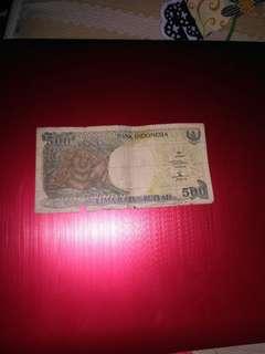 uang lama 500