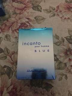 Incanto pour homme blue