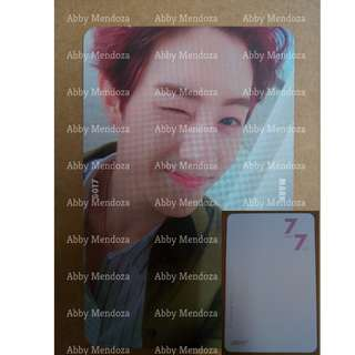 SALE! GOT7 7FOR7 Mark PC