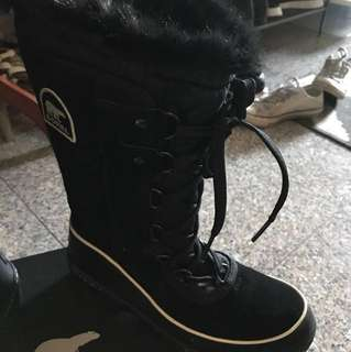 Sorel winter boots size 7 1/2