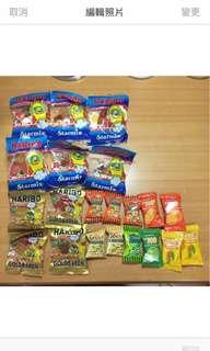 🚚 軟糖20包