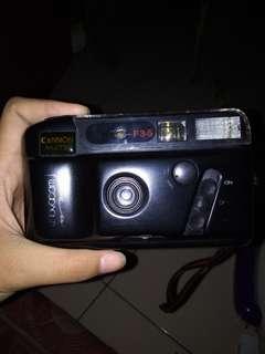 Camera Cannon tahun 90an / Kodak