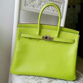 Hermes Candy Bi-Color Birkin 35cm
