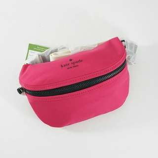 Kate Spade BELT BAG KINETIC PINK