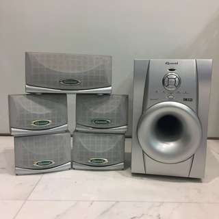 Gerrard 5.1 Home Theatre System
