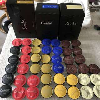 Arissto Coffee Pods (clearance / bundle sale!)