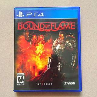 PS4 Game: BOUND BY FLAME