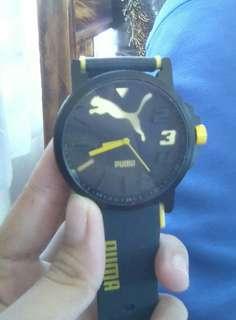 """Jam tangan merek """"Puma"""""""