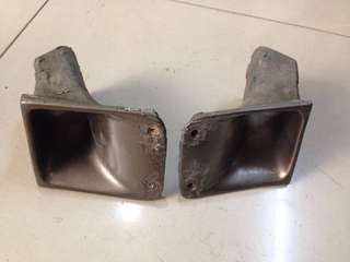 Air duct / lubang angin BMW E30 original