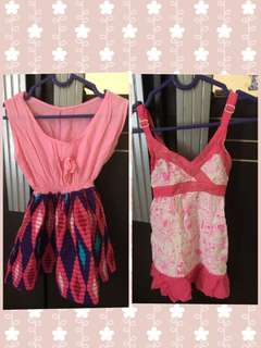 Dress bali take all