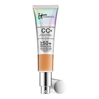 Your Skin But Better CC Cream SPF50+