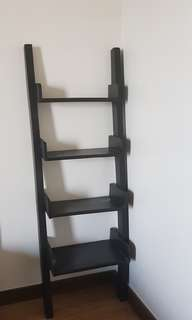 Ladder Book Case (Natural Wood)