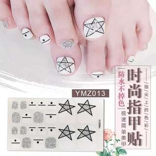 [PO] Toe stickers