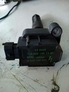 Mercedes M111 Kompressor Plug Coil (Used)