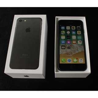 Iphone 7 128gb Matte Black [Bandung]