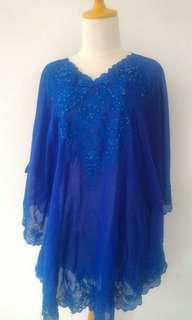 Sale!! Abaya blue