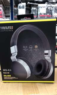 MS-K4 Wireless Headphones