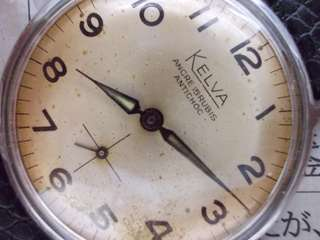 Vintage Kelva Gent watch