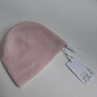 LES LUTINS Paris 100% Cashmere - New Baby Hat 0/6months - Made in France