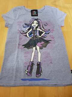 Monster High size S (8-9 yo)