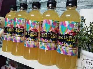 Prime Detox Lemon