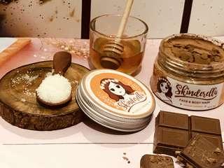 Masker Choco Caramel