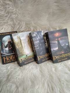 The Lord of the Rings Trilogies & The Hobbit