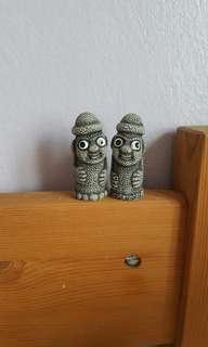 Korea Figurine Souvenier