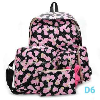 MAY 18 MELODY BACKPACK (DAC)