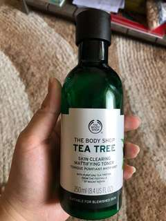 TheBodyShop Tea Tree Toner