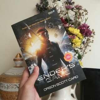 Novel Ender's Game (second)