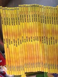Disney's Magic English 26 Books (Grolier)