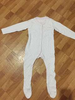 Mothercare Hearts bodysuit