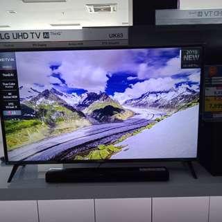 LG LED tv bisa dicicil