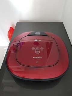 Robot Vacuum Cleaner LG Hombot
