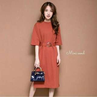 seoul style premium dress