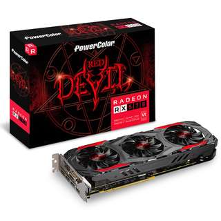 Powercolor RX 570 4GB Red Devil