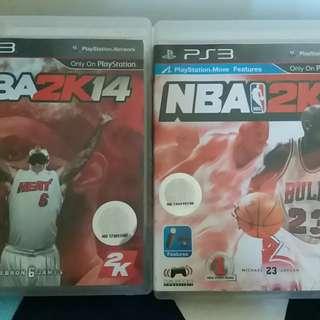 ps3 NBA2K16 11