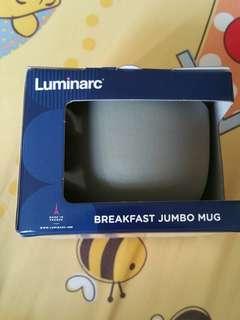 Luminarc Breakfast Jumbo Mug