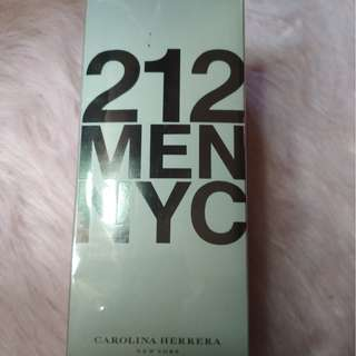 212 MEN NYC EAU DE TOILETTE 100ml