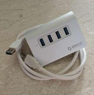 Orico 4port USB3.0 hub