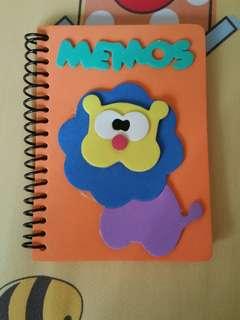 Memos / notebook