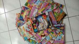 Free take all majalah campur